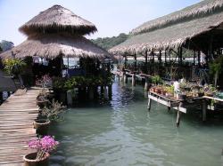 Les plages Ko Chang : Bang Bao