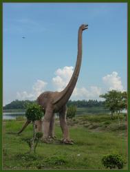 Thaïlande : le Nord-Est : les dinosaures de l'Isan