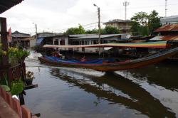 Thaïlande : le Triangle d'Emeraude Khong Chiam