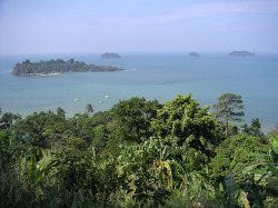 Thaïlande : les plages de Ko Chang : visites, sports, plongée